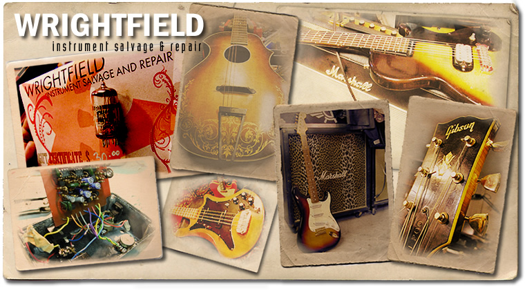 Wrightfield Guitar Repair Dayton, Ohio